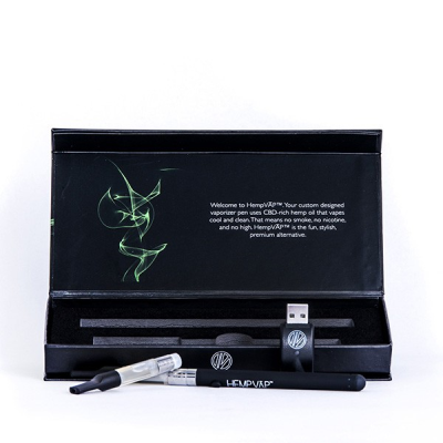 CBD Hemp Oil Vaporizers Starter Kit