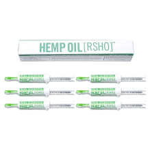 Real Scientific Hemp Oil 10% Green Label 15g Tube6 Pack